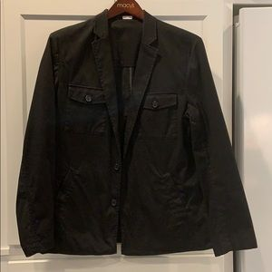 Calvin Klein Military Sport Coat